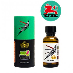 RUSH 3S-DANDI WIND 芳香劑 30ml 美版高濃度
